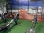 Renovierung Trainingsraum